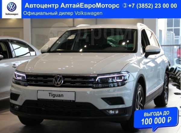 Volkswagen Tiguan, 2018 год, 2 014 500 руб.