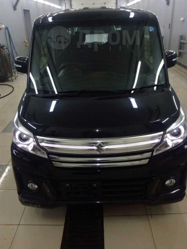 Suzuki Spacia, 2015 год, 590 000 руб.