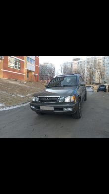 Lexus LX, 2000 г., Хабаровск