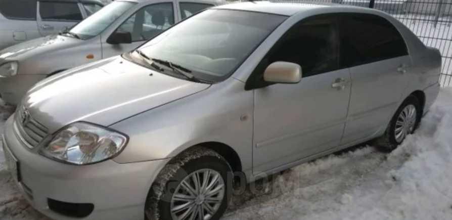 Toyota Corolla, 2006 год, 285 000 руб.