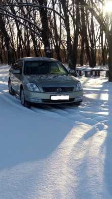 Nissan Teana, 2007 г., Челябинск