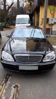 Mercedes-Benz S-Class, 2003 год, 630 000 руб.