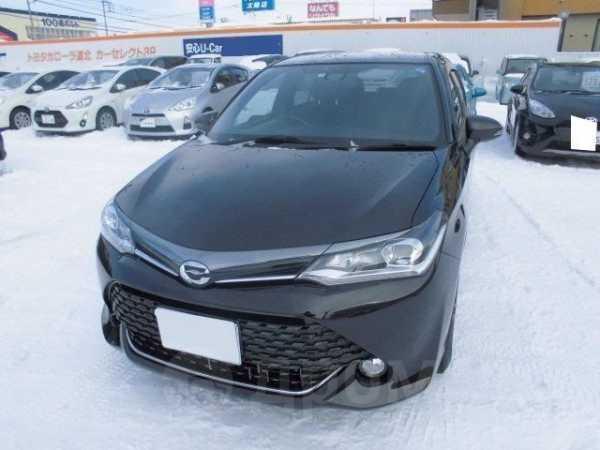 Toyota Corolla Fielder, 2016 год, 783 000 руб.