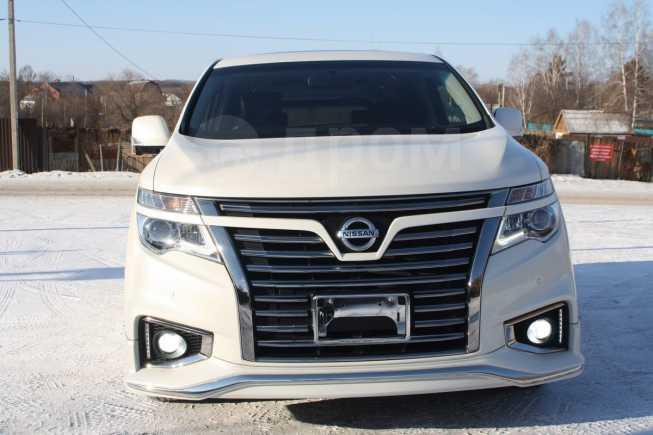 Nissan Elgrand, 2015 год, 1 580 000 руб.