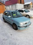 Nissan March, 1999 год, 138 000 руб.