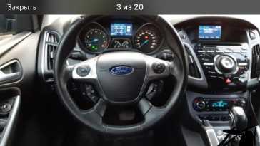 Архангельск Ford Focus 2012