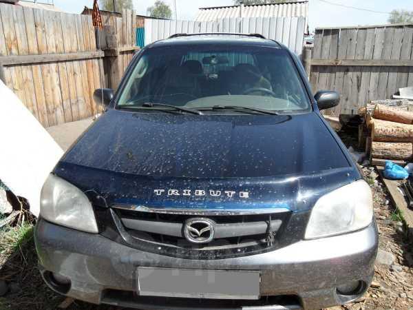Mazda Tribute, 2001 год, 300 000 руб.