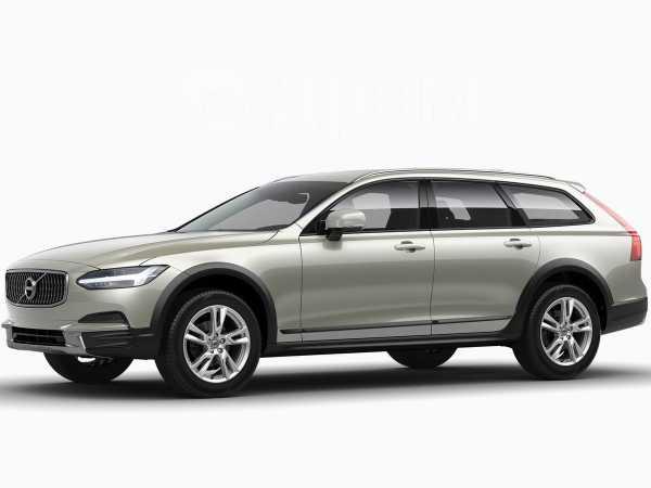 Volvo V90, 2019 год, 4 097 000 руб.