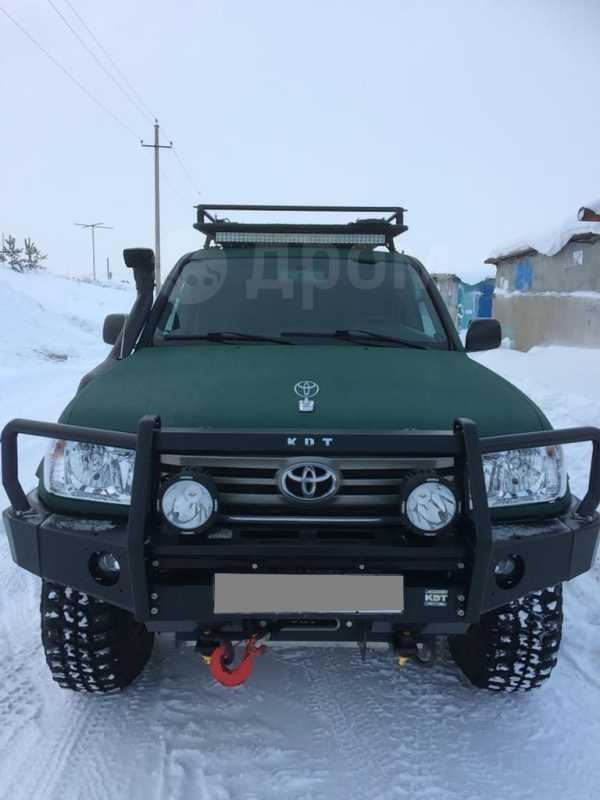 Toyota Land Cruiser, 2005 год, 2 300 000 руб.