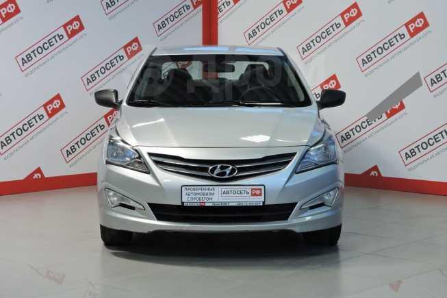 Hyundai Solaris, 2015 год, 619 900 руб.