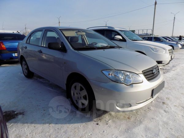 BYD F3, 2011 год, 247 000 руб.