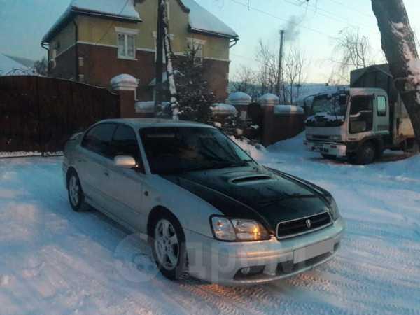 Subaru Legacy B4, 1999 год, 235 000 руб.