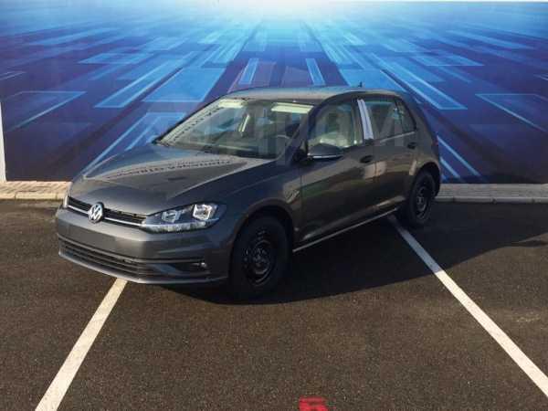 Volkswagen Golf, 2018 год, 1 483 359 руб.