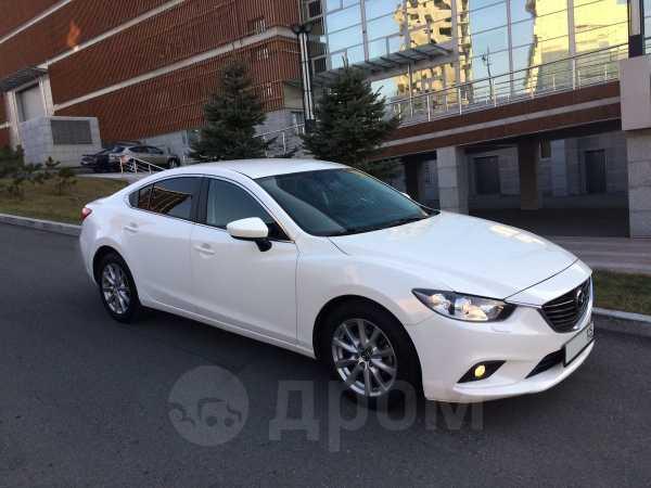 Mazda Mazda6, 2014 год, 850 000 руб.