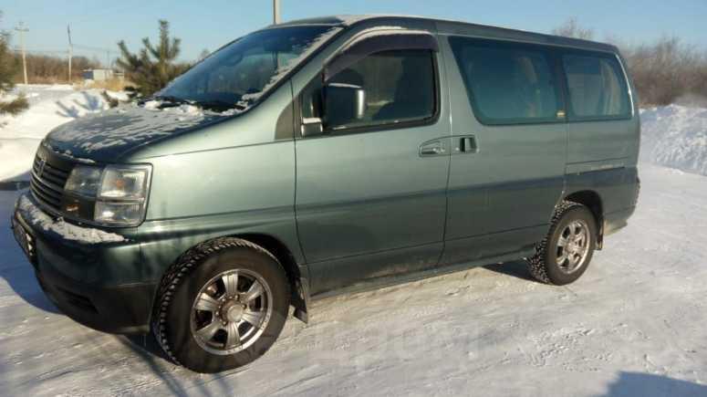 Nissan Homy Elgrand, 1998 год, 500 000 руб.