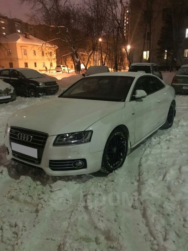 Audi A5, 2008 год, 620 000 руб.