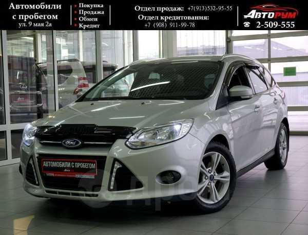 Ford Focus, 2012 год, 597 000 руб.