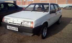 Армавир 2109 1988