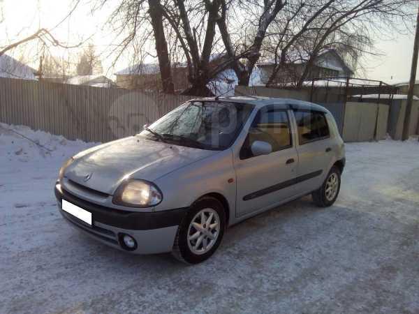 Renault Clio, 1998 год, 139 000 руб.