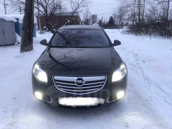 Opel Insignia, 2010 год, 565 000 руб.