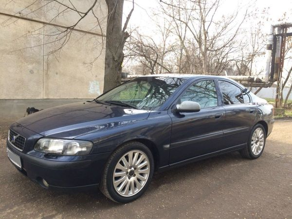 Volvo S60, 2003 год, 255 000 руб.