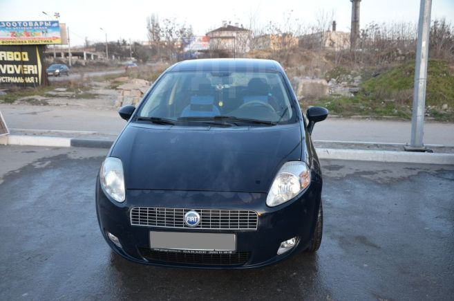 Fiat Punto, 2006 год, 210 000 руб.
