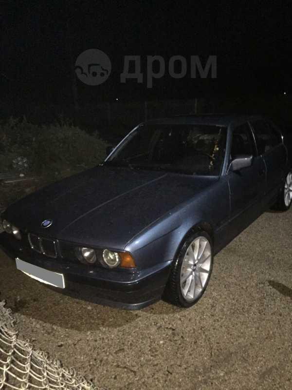 BMW 5-Series, 1990 год, 250 000 руб.