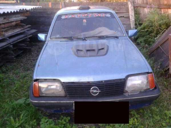 Opel Ascona, 1982 год, 38 740 руб.