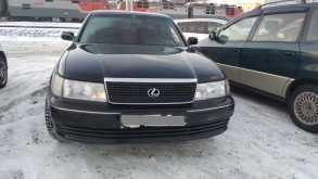 Северобайкальск LS400 1993