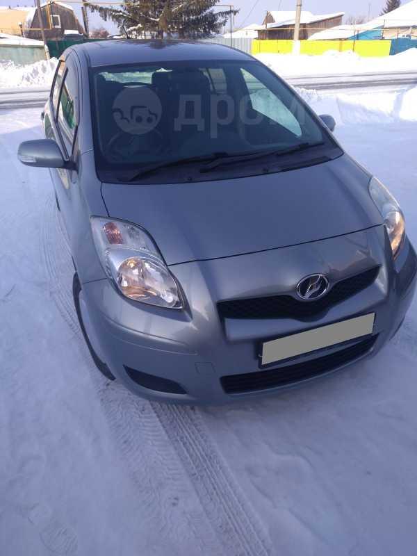 Toyota Vitz, 2009 год, 380 000 руб.