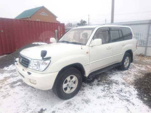 Toyota Land Cruiser, 1998 год, 970 000 руб.