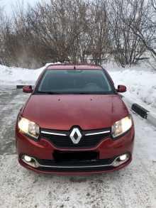 Renault Logan, 2016 г., Новосибирск