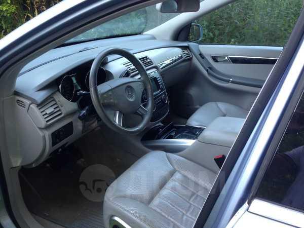 Mercedes-Benz R-Class, 2007 год, 600 000 руб.