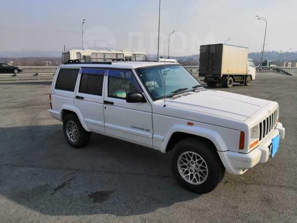 Jeep Cherokee, 1999 год, 550 000 руб.