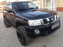 Находка Nissan Patrol 2008
