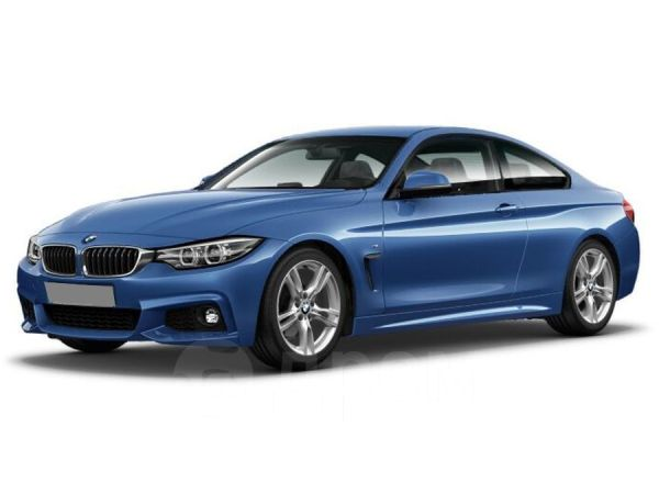 BMW 4-Series, 2019 год, 3 327 800 руб.