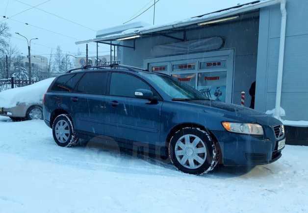 Volvo V50, 2009 год, 550 000 руб.