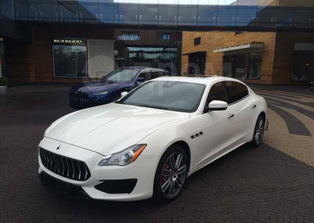 Maserati Quattroporte, 2017 год, 7 000 000 руб.