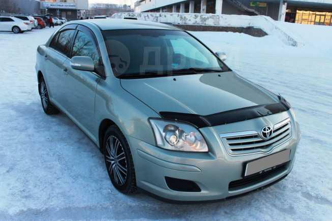 Toyota Avensis, 2007 год, 500 000 руб.