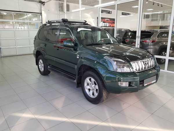 Toyota Land Cruiser Prado, 2003 год, 995 000 руб.