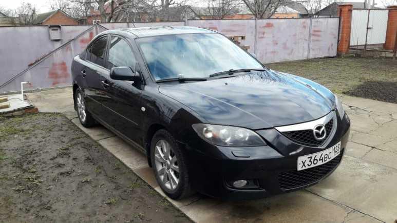 Mazda Mazda3, 2007 год, 395 500 руб.