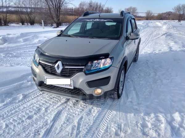 Renault Sandero Stepway, 2015 год, 543 000 руб.