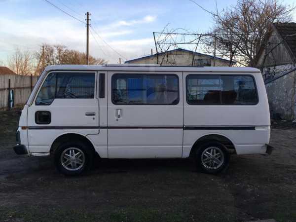 Nissan Homy, 1985 год, 260 000 руб.