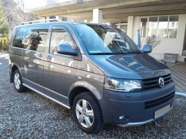Volkswagen Multivan, 2012 год, 1 550 000 руб.