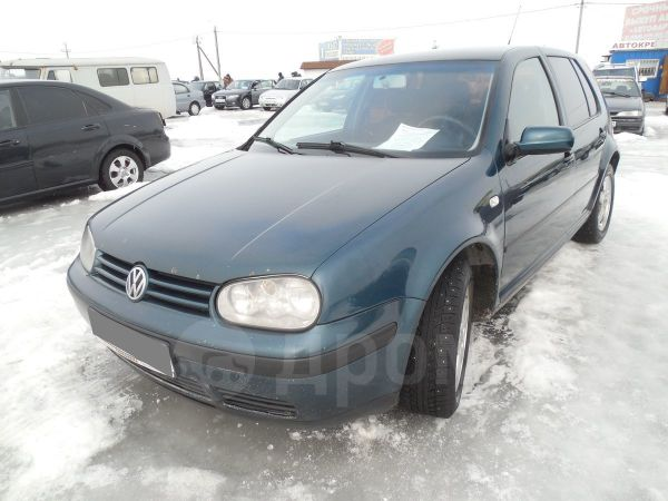 Volkswagen Golf, 2002 год, 190 000 руб.