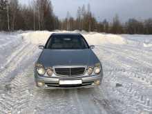 Mercedes-Benz E-класс, 2004 г., Пермь