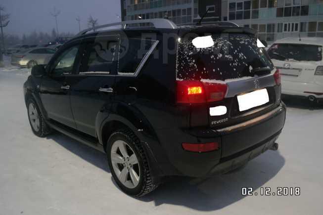 Peugeot 4007, 2011 год, 710 000 руб.