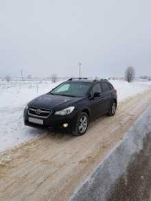 Владимир Subaru XV 2012
