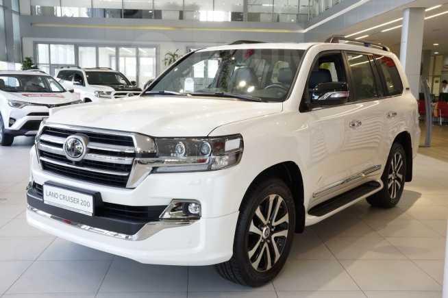 Toyota Land Cruiser, 2019 год, 5 931 000 руб.