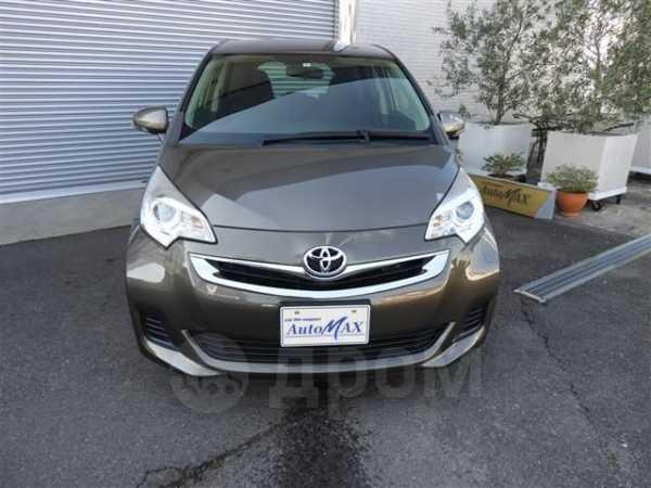 Toyota Ractis, 2015 год, 590 000 руб.